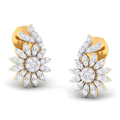 Women Diamond Earrings 002